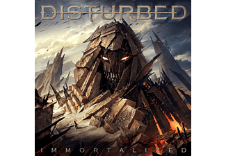 Disturbed - Immortalized - (CD)