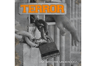 Terror - One With The Underdogs - (CD)