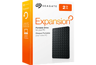 SEAGATE Expansion Portable, 2 TB HDD, 2.5 Zoll, extern