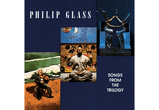Philip Glass - Songs from the Trilogy (CD)