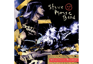 Steve Morse Band - Structural Damage (CD)