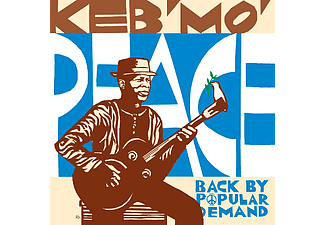 Keb' Mo' - Peace - Back By Polular Demand (CD)