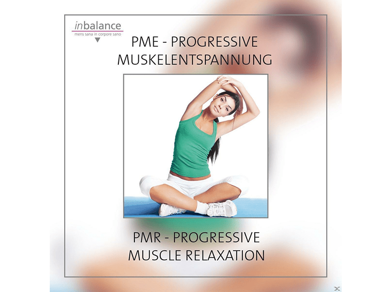 VARIOUS - Progressive Muskelentspannung - Pme [CD]