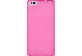 Back Case - Ultra Slim - Huawei P8 lite - Pink Backcover Huawei P8 lite Thermoplastisches Polyurethan Pink