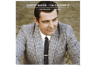 Scotty Baker - I'm Calling It [CD]