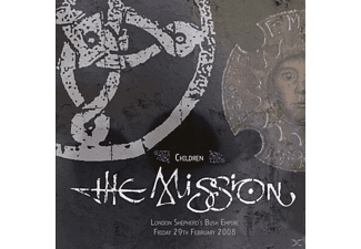 The Mission - Live: Children - (Vinyl)