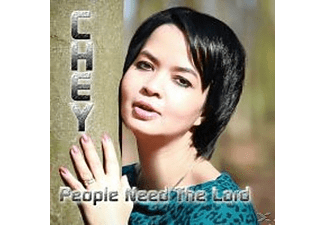 Chey - People Need The Lord - (CD)
