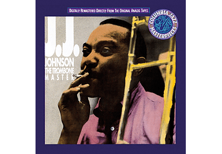 J.J. Johnson - The Trombone Master (CD)
