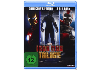 Iron Man Trilogie (Collector's Edition) - (Blu-ray)
