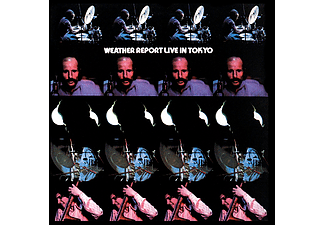 Weather Report - Live in Tokyo (CD)