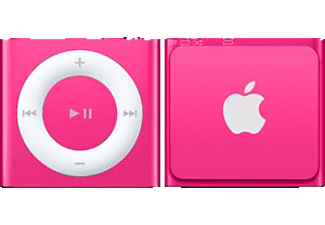 APPLE MKM72FD/A iPod shuffle, MP3 Player, 2 GB, Akkulaufzeit: bis zu 15 Std., Pink