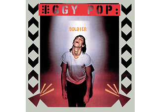 Iggy Pop - Soldier (CD)