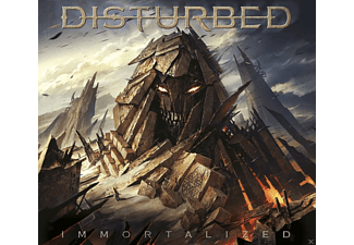 Immortalized (Deluxe Version) - Disturbed CD