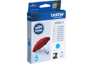 BROTHER LC225XLCBP Cyan
