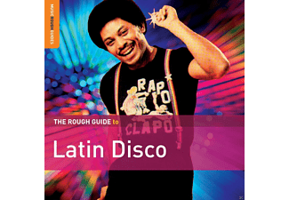 VARIOUS - Rough Guide: Latin Disco - (CD)