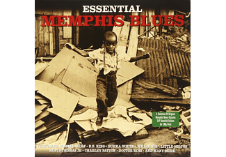 VARIOUS - ESSENTIAL MEMPHIS BLUES (180G 2LP GATEFOLD) - (Vinyl)