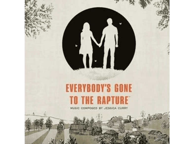 Jessica Curry - Everybody's Gone To The Rapture  [CD]