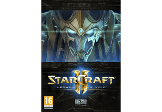 StarCraft II: Legacy of the Void UK PC