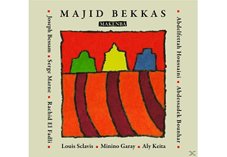 Majid Bekkas - Makenba - (CD)