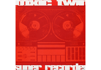 Toxic Twin - SUPER RECORDER - (Vinyl)