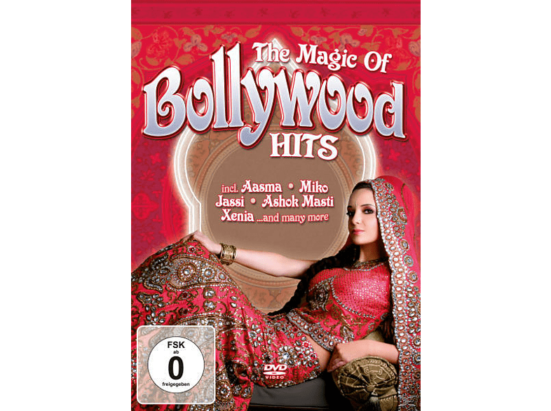 VARIOUS - Various Artists - Bollywood 2008 [5 Zoll Single CD (2-Track)]