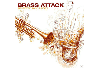 VARIOUS - Brass Attack Selected By Dj Soko - (CD)