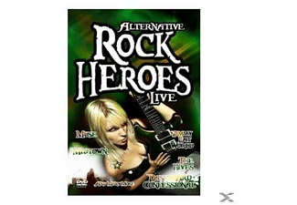 Various Artists - Alternative Rock Heroes: Live - (DVD)