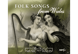 VARIOUS - Folk Songs From Wales - (CD)