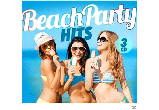 VARIOUS - Beach Party Hits - (CD)