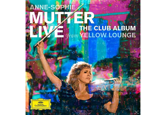 Anne-Sophie Mutter - The Club Album Live From Yellow Lounge [CD]