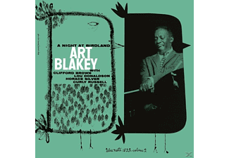 Art Blakey - A Night At Birdland, Vol.2  (Rem.+Dl-Code) [Vinyl]