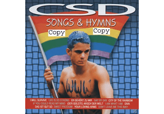 VARIOUS - CSD Songs & Hymns - (CD)