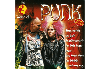 VARIOUS - W.o.Punk - (CD)