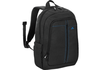 "RIVACASE 7560 Laptop Canvas Backpack 15.6"" Black"