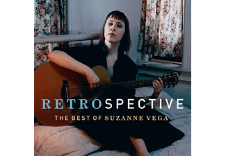 Suzanne Vega - Retrospective: The Best Of Suzanne Vega CD