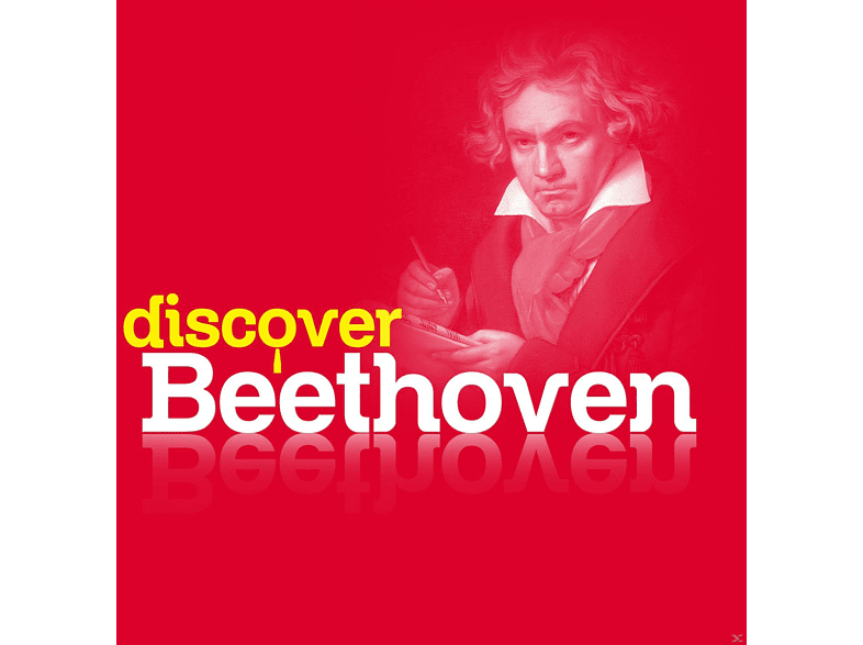 VARIOUS - Discover Beethoven [CD]