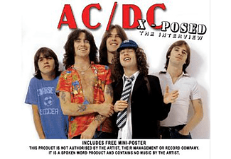 AC/DC - X-Posed - The Interview (CD)
