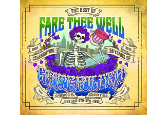 Grateful Dead - Fare Thee Well (Best Of) [CD]