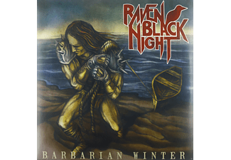 Raven Black Night - Barbarian Winter - (Vinyl)