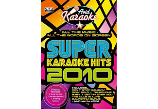Karaoke - Super Karaoke Hits 2010 - (DVD)