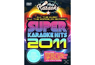 Karaoke - Super Karaoke Hits 2011 - (DVD)