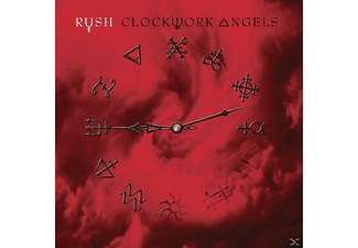 Rush - Clockwork Angels - (Vinyl)