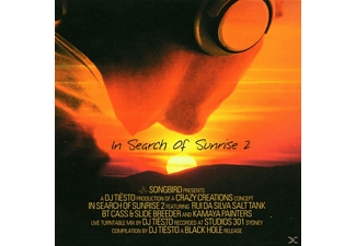 DJ Tiësto - In Search Of Sunrise 2 - (CD)