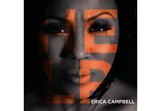 Erica Campbell - Help - (CD)
