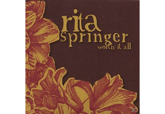 Springer,  Rita - Worth It All - (CD)