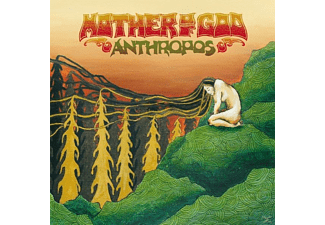 Mother Of God - Anthropos - (Vinyl)
