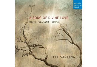 Lee Santana - A Song Of Devine Love [CD]
