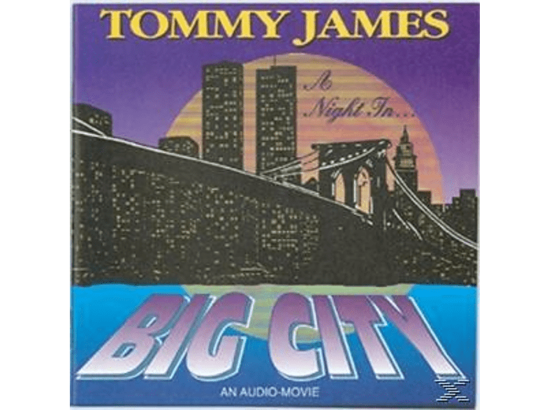 Tommy James - Night In Big City [CD]