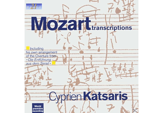 Cyprien Katsaris - Transkriptionen - (CD)
