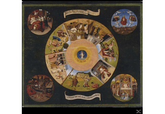 Camarata Trajectina - The Seven Sins Of Hieronymus Bosch - (CD)